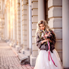 Wedding photographer Natalya Minnullina (nminnullina). Photo of 05.04.2017