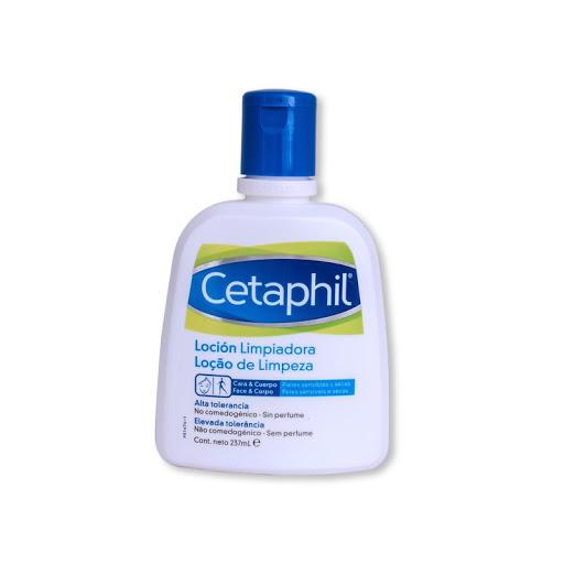 Loción Limpiadora  Cetaphil