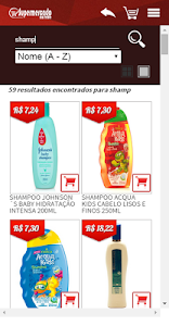 Supermercado na Rede screenshot 2