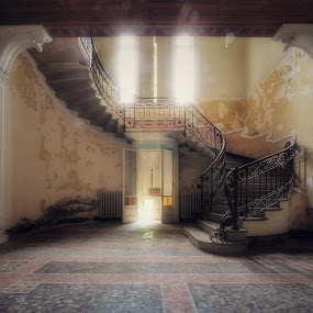 by Jenny Burängen - Buildings & Architecture Decaying & Abandoned