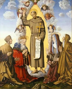 Oracion al Santo Francisco - náhled