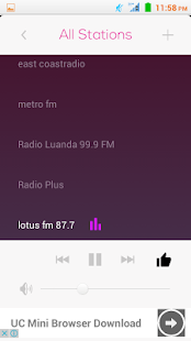 South African FM Radios Free