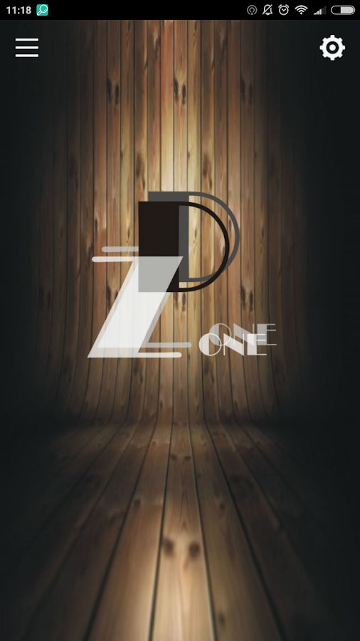 D Zone: captura de pantalla