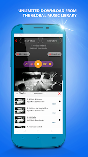 Mp3 Music Downloader Screenshot