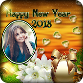 New Year Photo Editor : New Year Photo Frame