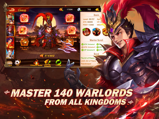 Dynasty Heroes: Legend of SamKok  screenshots 7