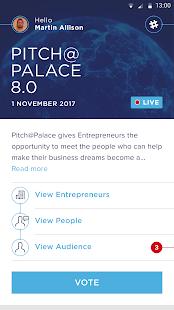 Pitch@Palace - náhled