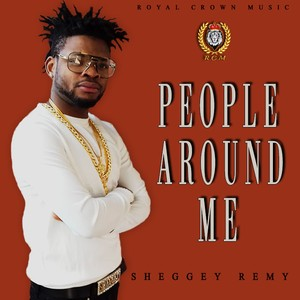 Cover Art for song People Around Me