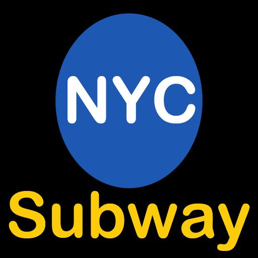 New York Subway Map, NYC Metro 遊戲 App LOGO-硬是要APP