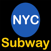New York Subway Map, NYC Metro