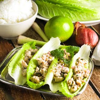 Thai Chicken Salad - Larb Gai