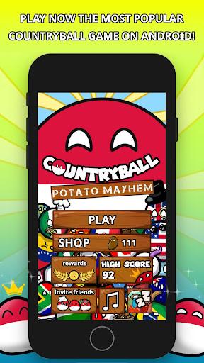 Countryball Potato Mayhem 1.0 screenshots 1
