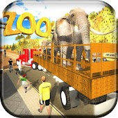 Zoo Animals Transporter 3d
