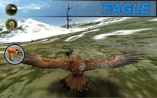 EAGLE survival hunter