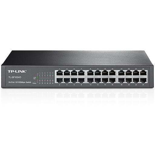 Thiết bị mạng/ Switch TPLink 24P TL SF1024D