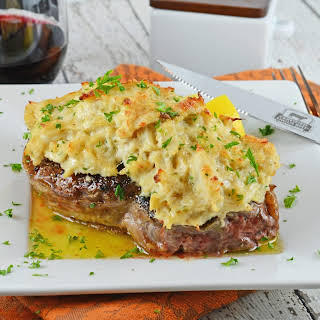 Filet Mignon With Crab Meat Recipes.