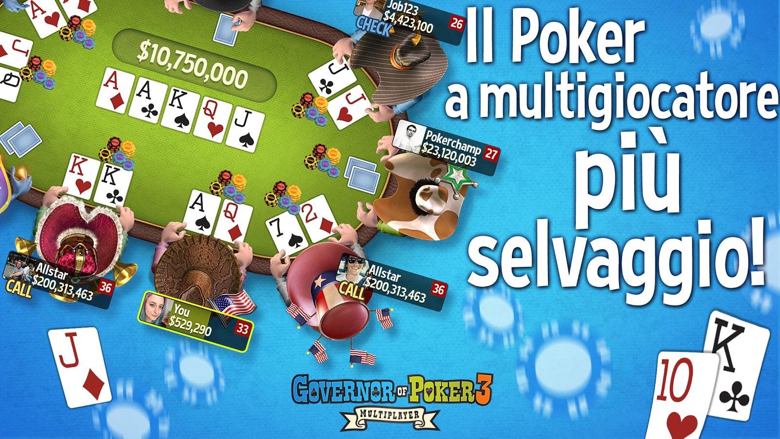 Migliore app poker android