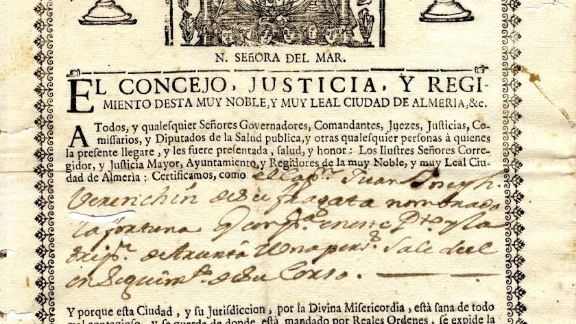 Imagen del documento. A. G. A.