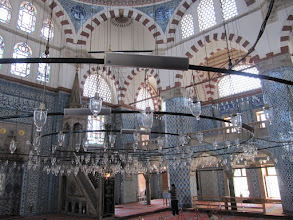 Photo: Day 115 -  The Rustem Pasa Mosque #4
