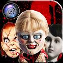 Horror Photo Editor: Scary Dolls & Horror Masks icon