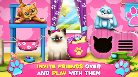 Pet House Decoration Games- screenshot thumbnail