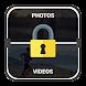 Video Photo Document Locker : Hide It