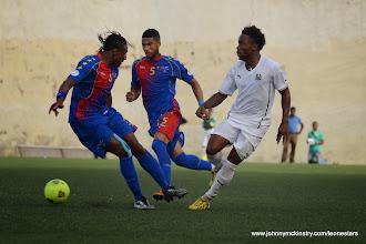Photo: Mustapha Dumbuya (Leone Stars) [vs. Cape Verde, June 2013 (Pic: Darren McKinstry)]