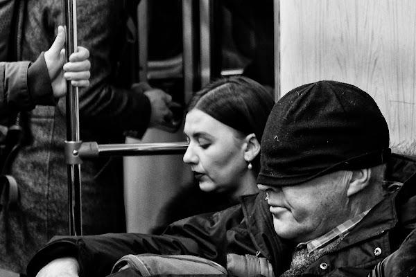 Zorro in Metro di marcoba