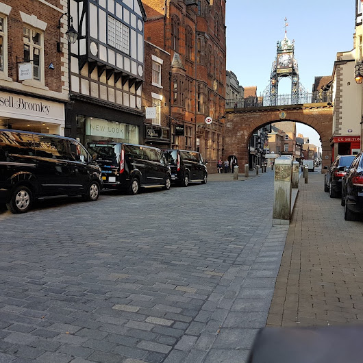 Chester Taxi Services - Taxi Service in Chester