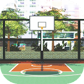 One-Person Basketball Court HK