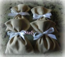 Photo: sacchetti in misto lino