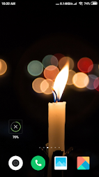Candle Light  Wallpaper HD APK screenshot thumbnail 13