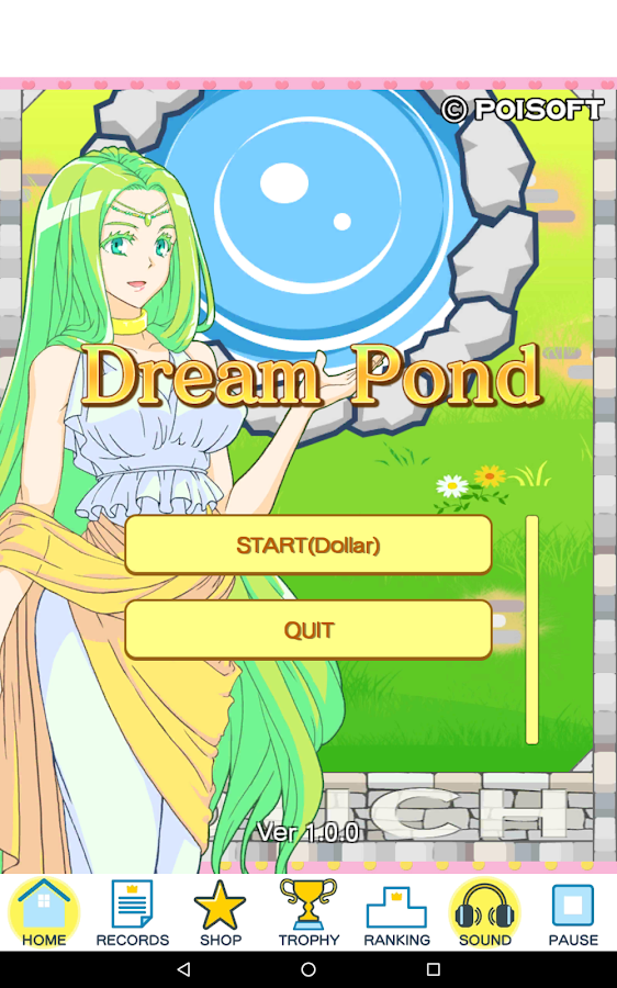 Dream Pond- screenshot