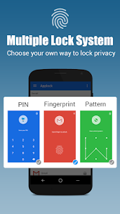 App lock - Real Fingerprint- screenshot thumbnail