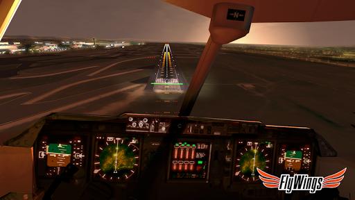 Flight Simulator 2015 Flywings - Paris and France apkpoly screenshots 10