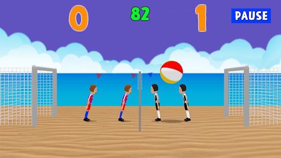 Physics Football Evo : free physics soccer game - náhled