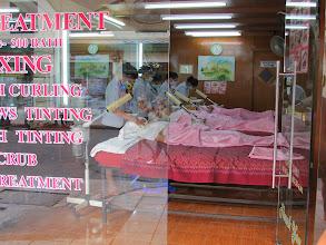 Photo: Lots of Thai massage places