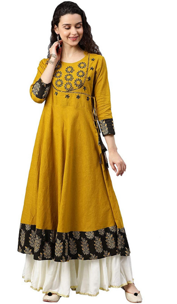 How to look Stylish on Navratri