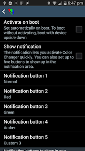 Color Changer Pro [Root] 1.11 Mod Apk Download 7