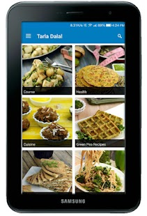 Tarla Dalal Recipes- screenshot thumbnail