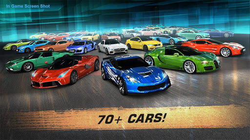 GT: Speed Club - Drag Racing / CSR Race Car Game modavailable screenshots 2
