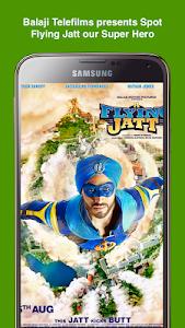 Flying Jatt Movie AR App screenshot 0