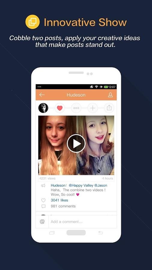 Kwai, the best short video App- screenshot