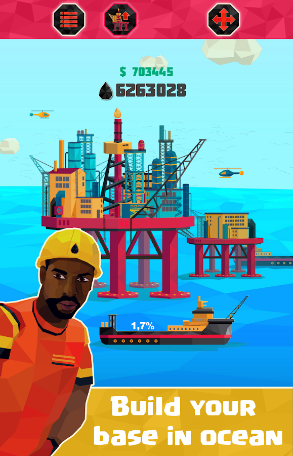 Petroleum Tycoon- screenshot