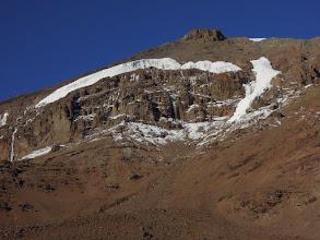 Photo: The Lesser Penk Glacier