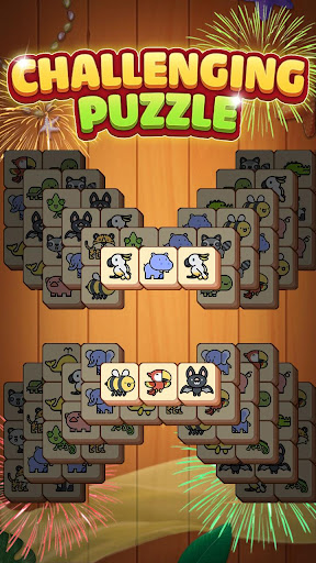 Tile Match Animal - Classic Triple Matching Puzzle apkpoly screenshots 7