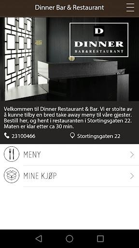 Dinner Restaurant Bar