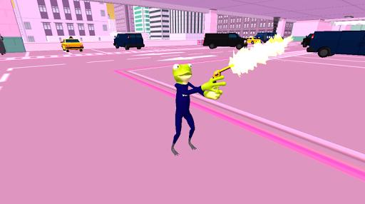 Frog Swat Squad Simulator 1.0.1 screenshots 2