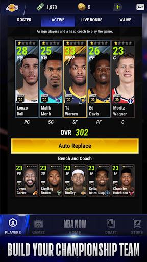 NBA NOW Mobile Basketball Game 2.0.8 Screenshots 4