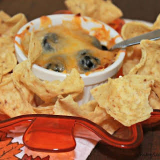 Easy Hot Taco Dip.